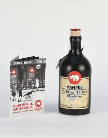 Männersache Lübeck Mampe´s Ku´damm Gin